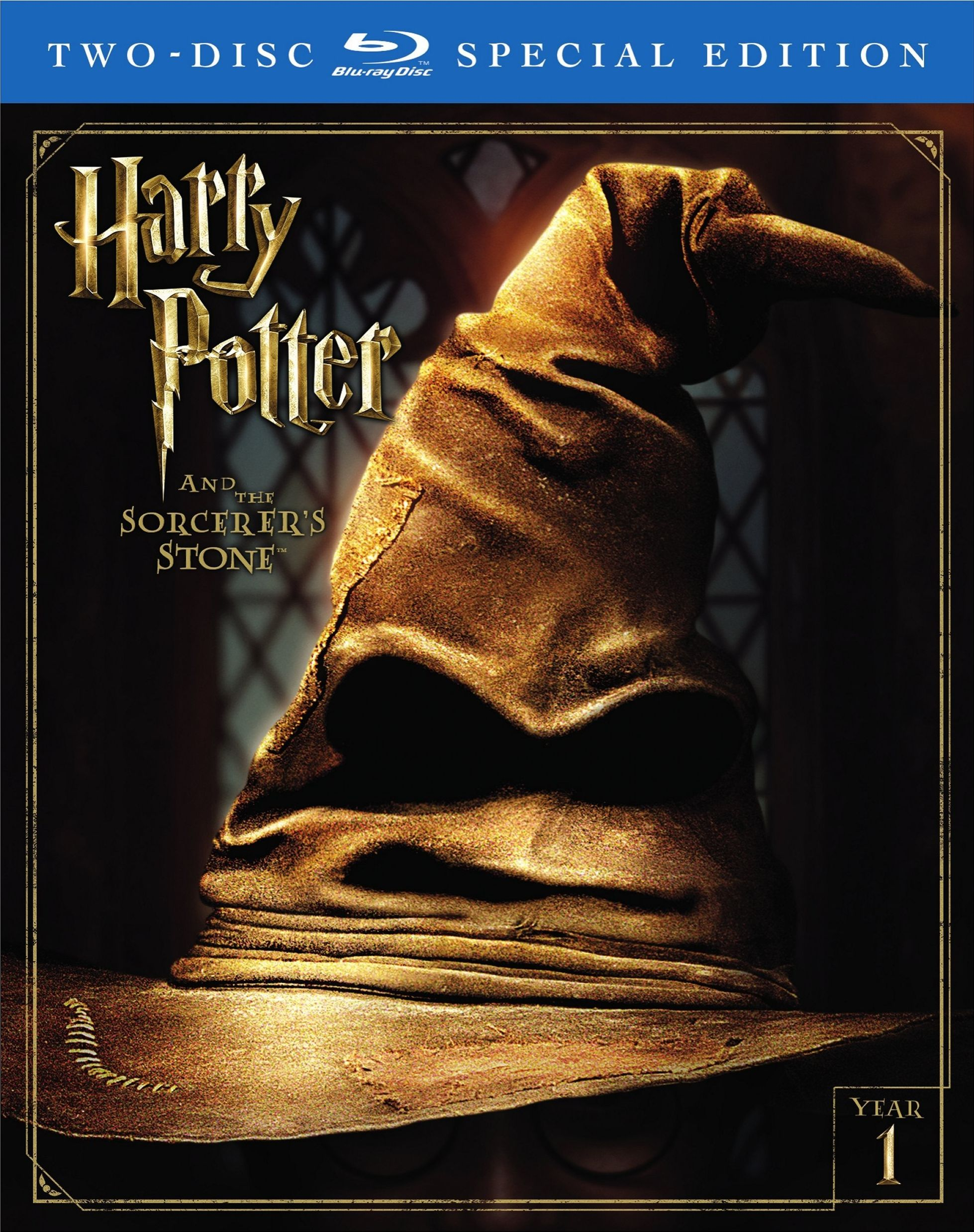 Harry Potter And The Sorcerer S Stone Dvd Release Date