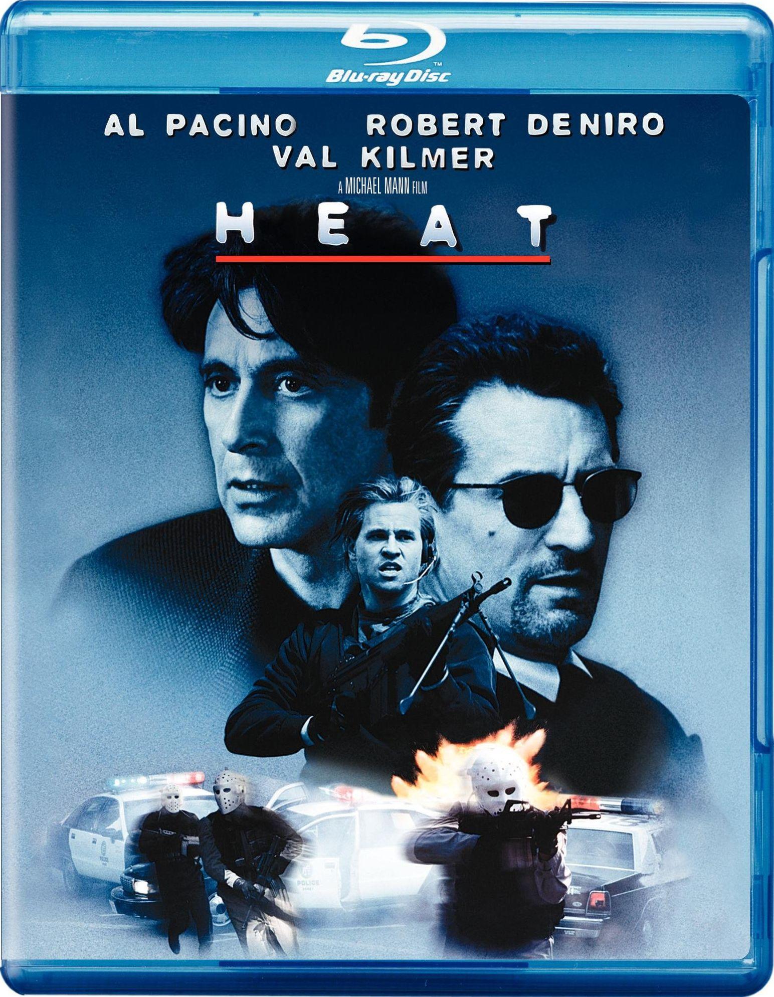 Heat Dvd Release Date