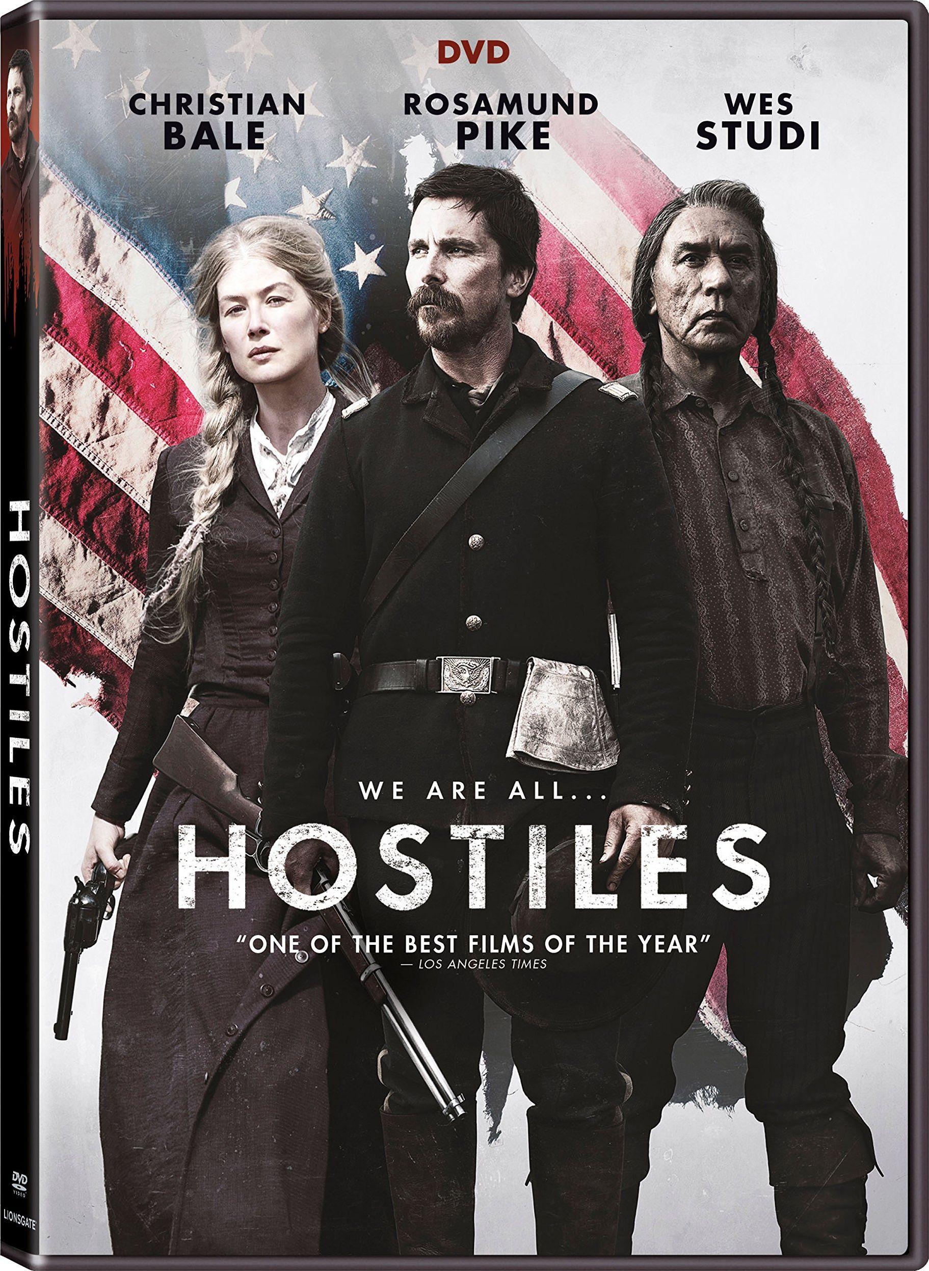 Hostiles DVD Release Date April 24 2018