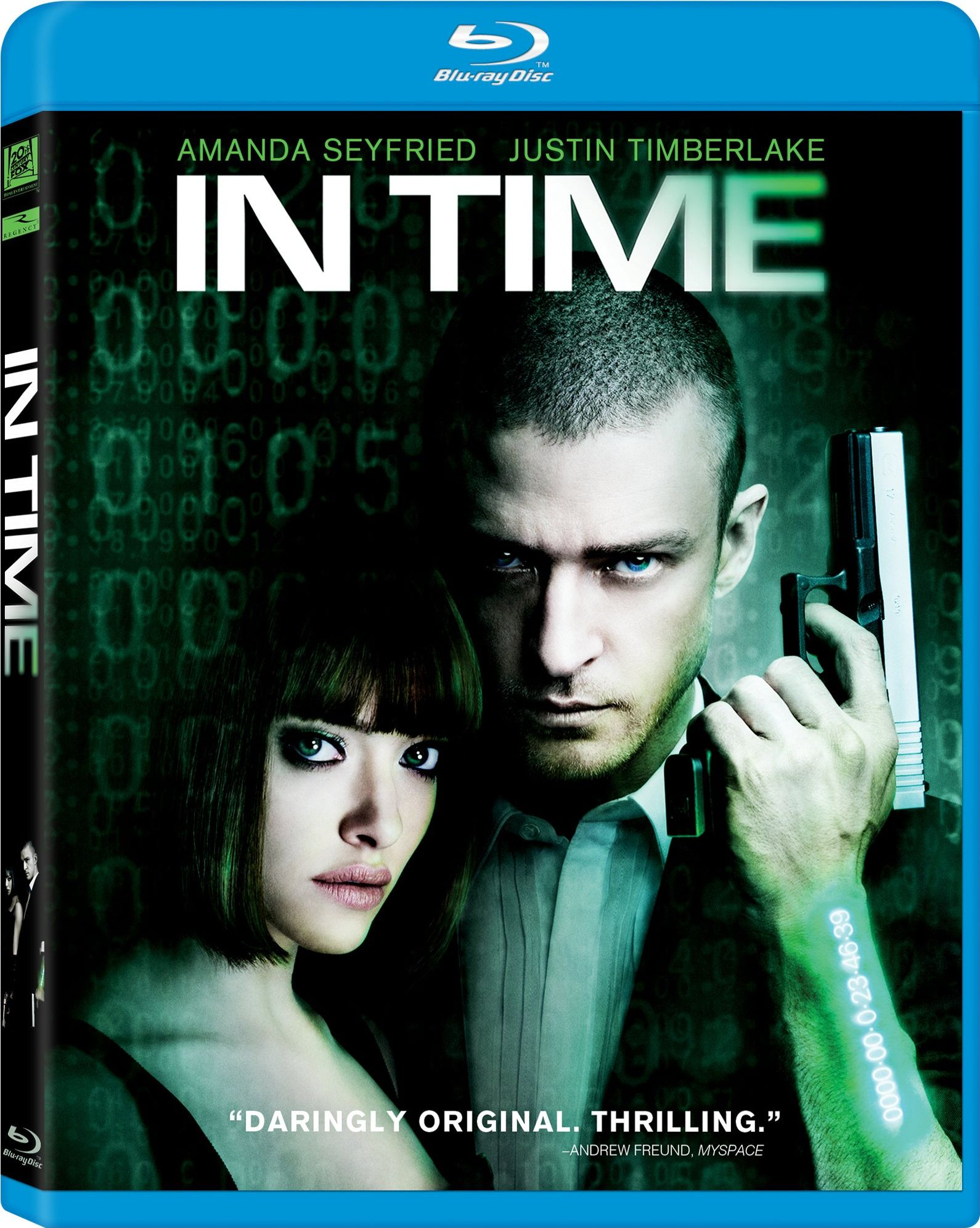 In Time DVD Release Date January 31 2012