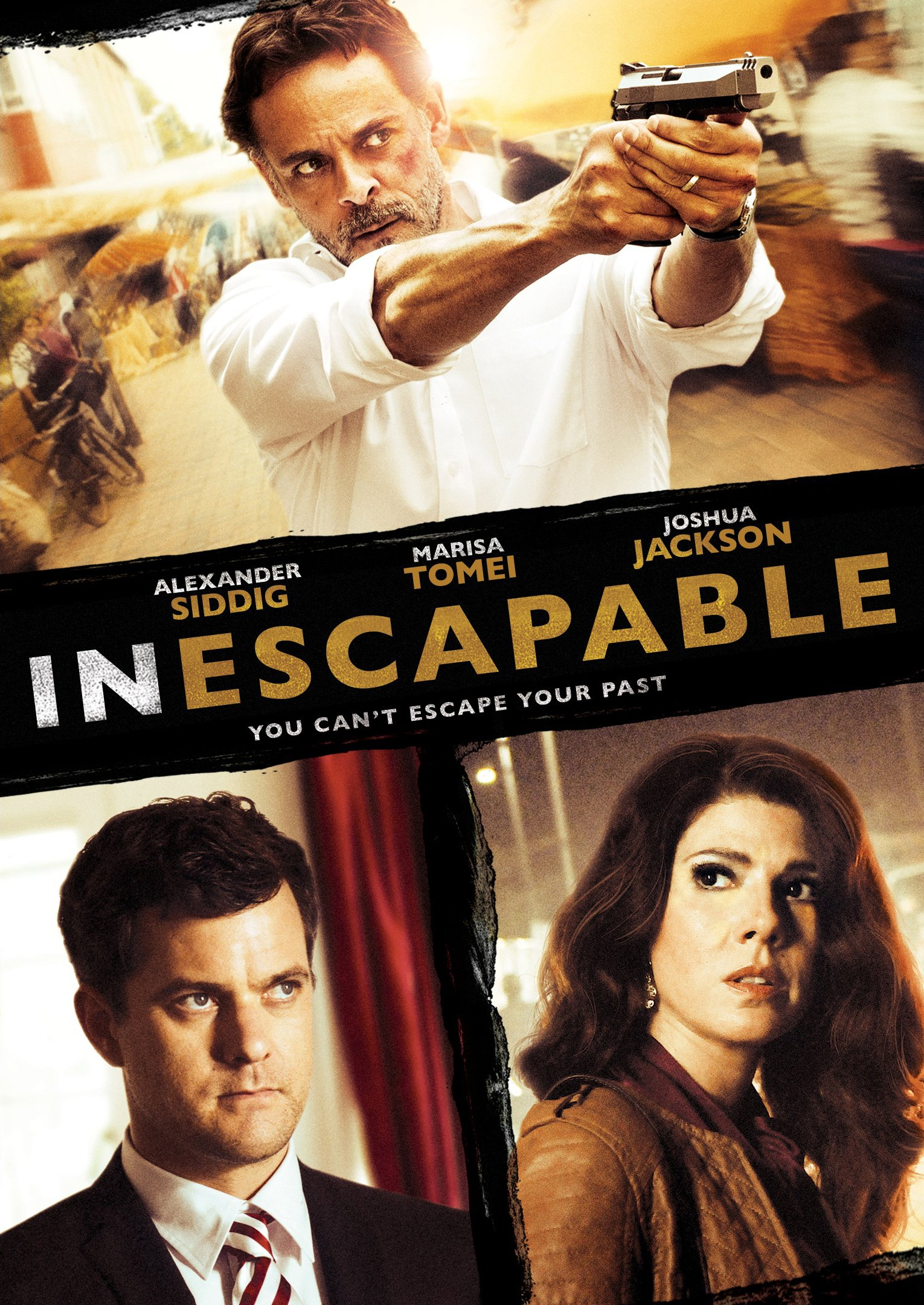 inescapable dvd cover