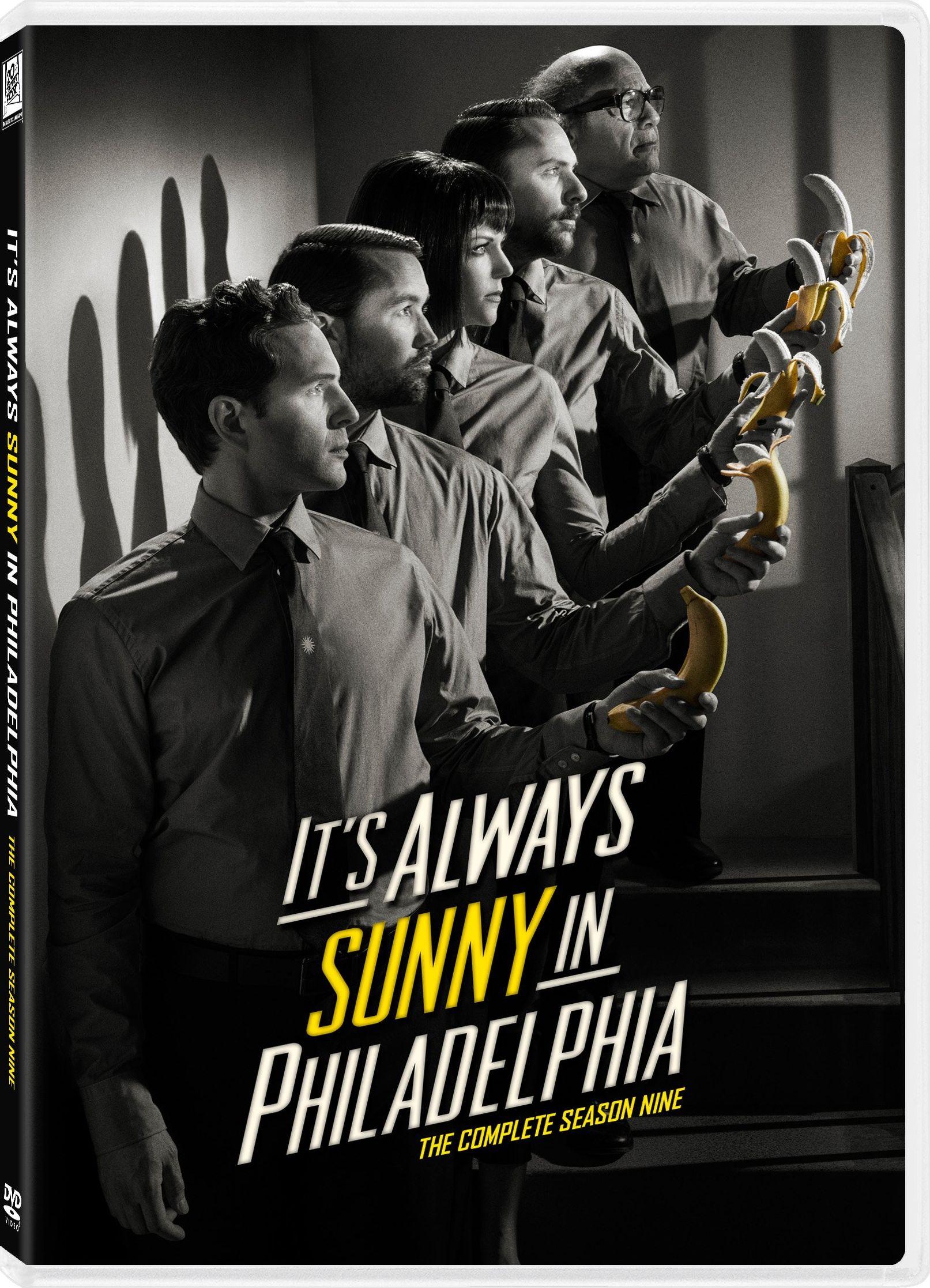 it s always sunny in philadelphia dvd
