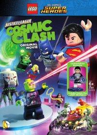 Lego DC Comics Super Heroes: Justice League - Cosmic Clash ...