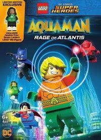 LEGO DC Comics Super Heroes: Aquaman - Rage of Atlantis ...