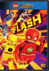 Lego DC Comics Super Heroes: The Flash DVD Release Date