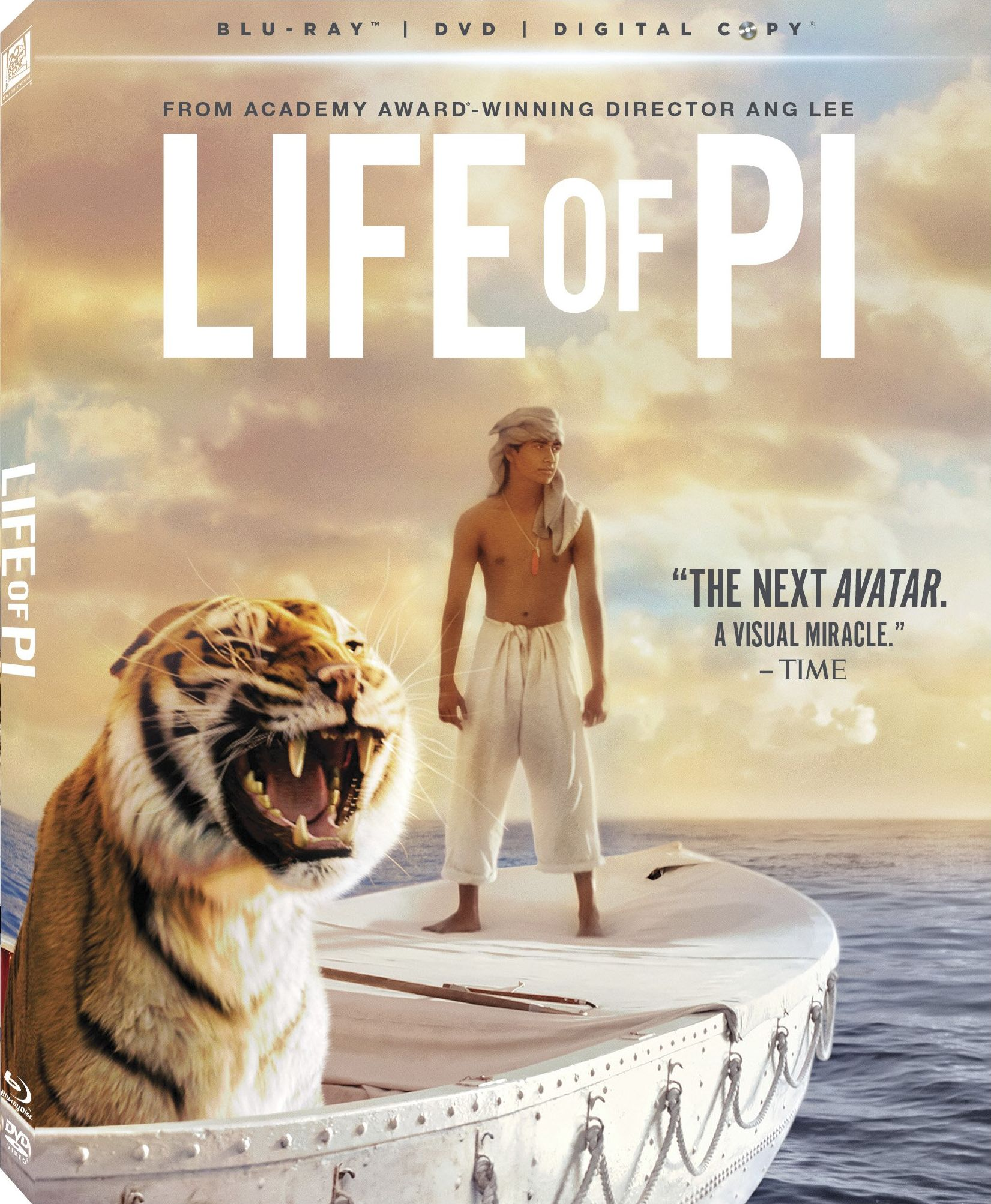 Life Of Pi Dvd Release Date March 12