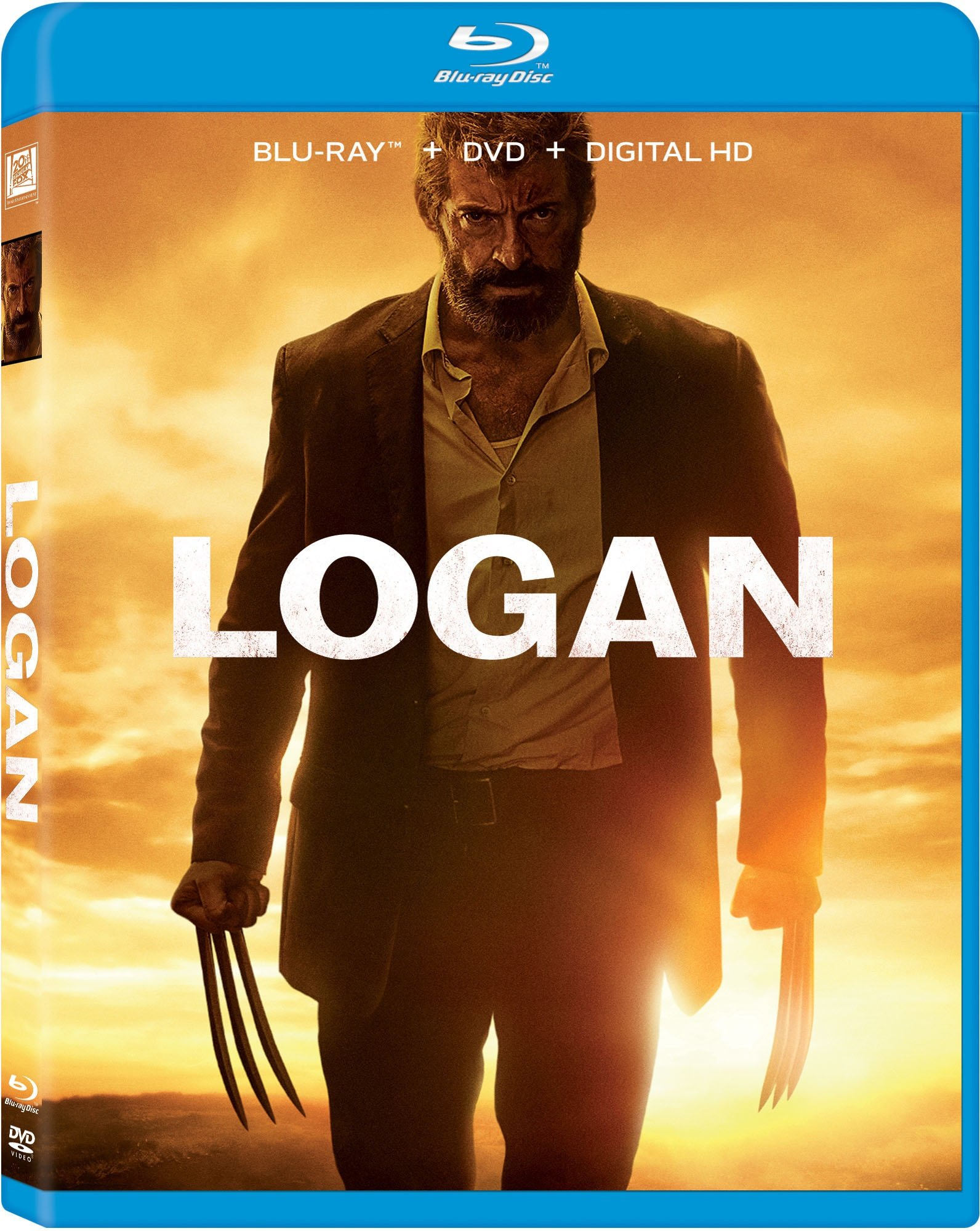 Logan DVD Release Date May 23 2017