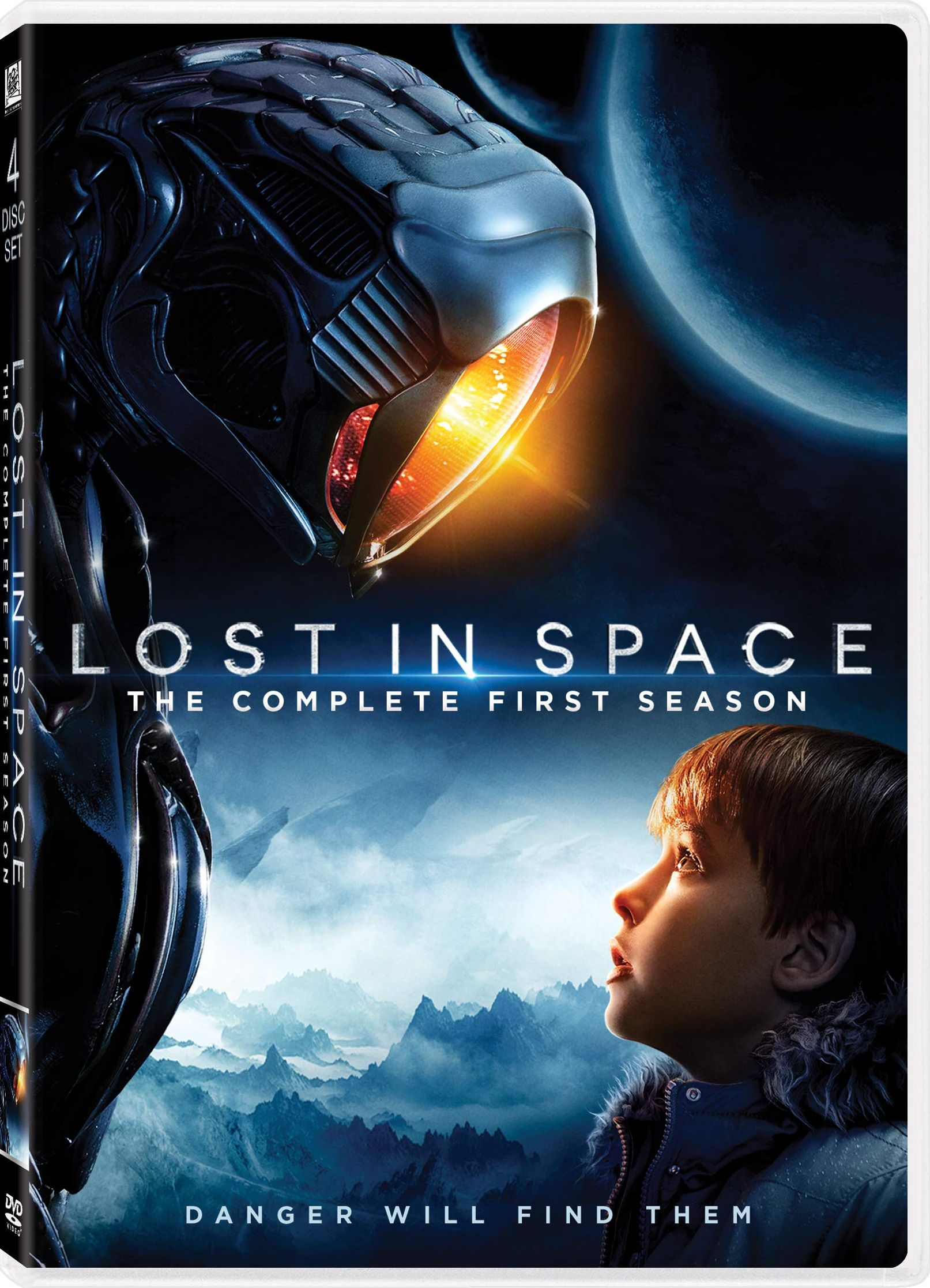 Lost In Space Dvd Release Date