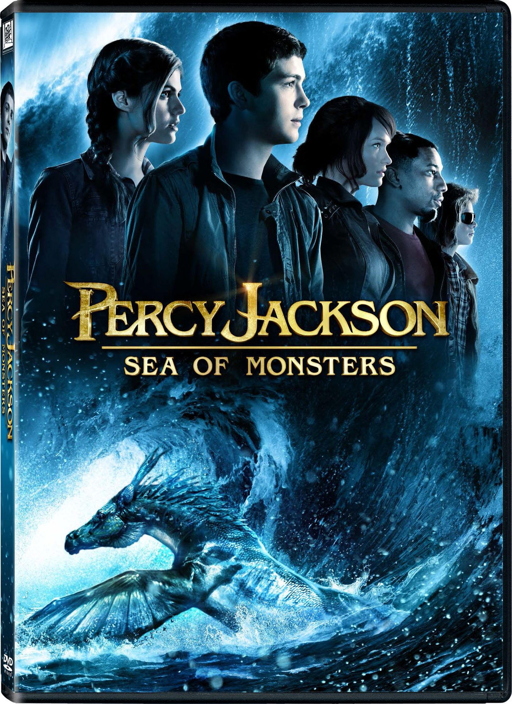 Percy Jackson Sea Of Monsters Dvd Release Date December