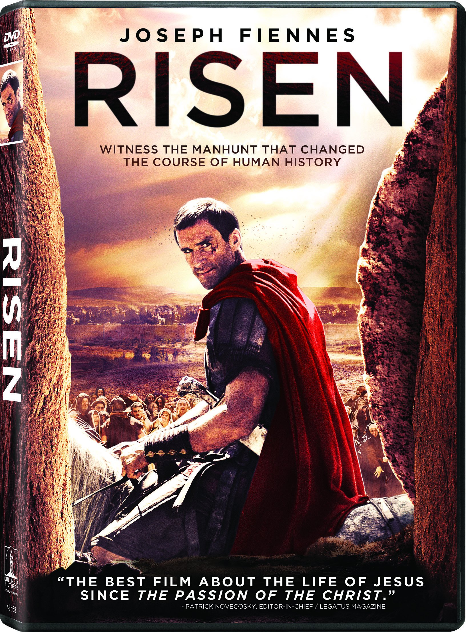 Risen DVD Release Date May 24 2016