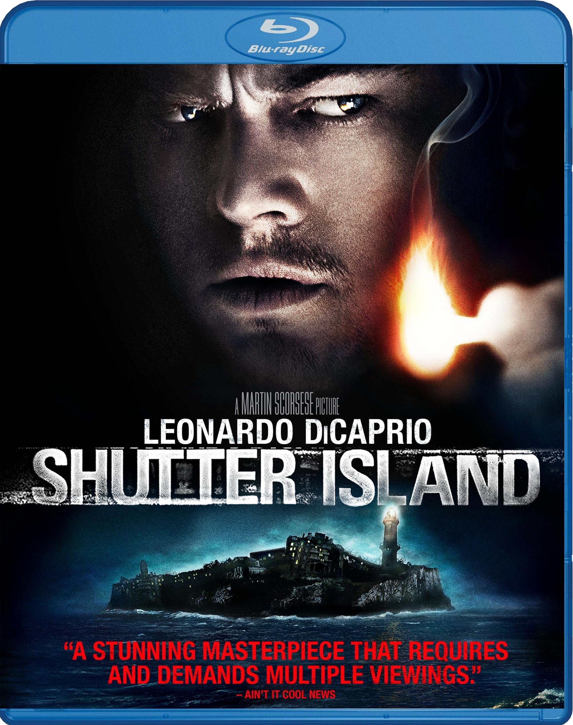 Shutter Island DVD Release Date June 8 2010