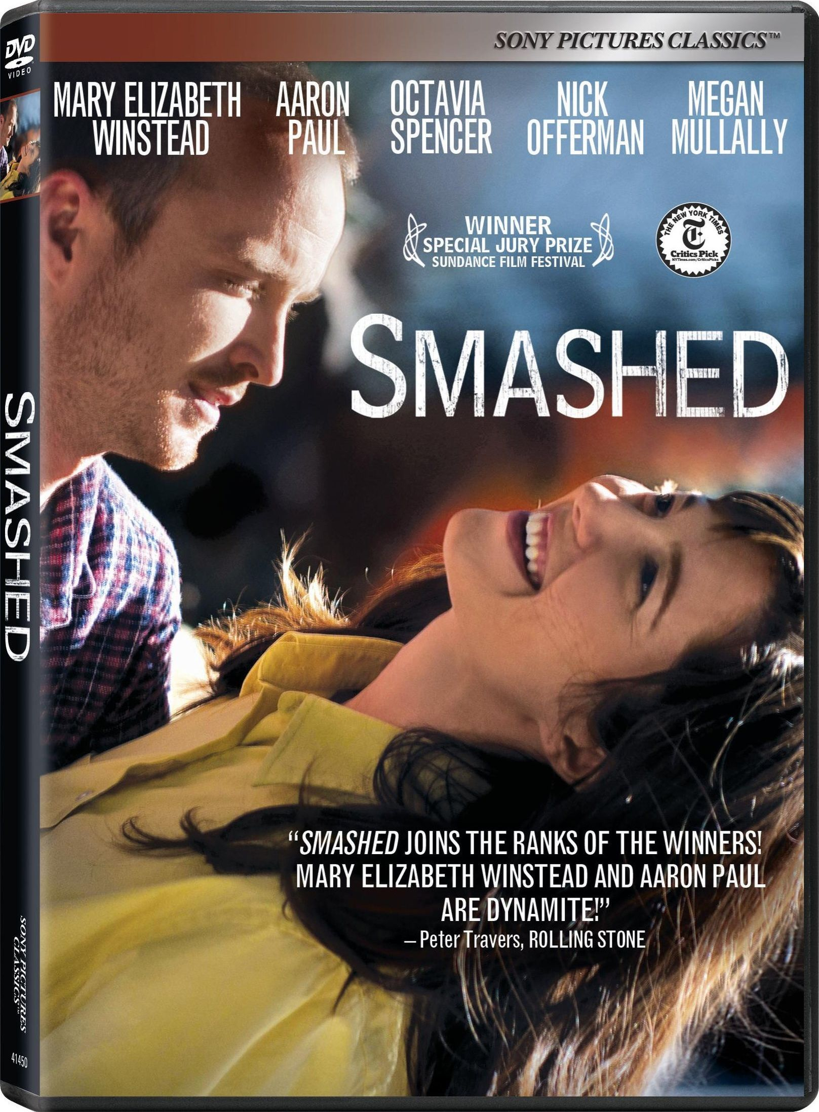 Smashed Dvd Release Date March 12