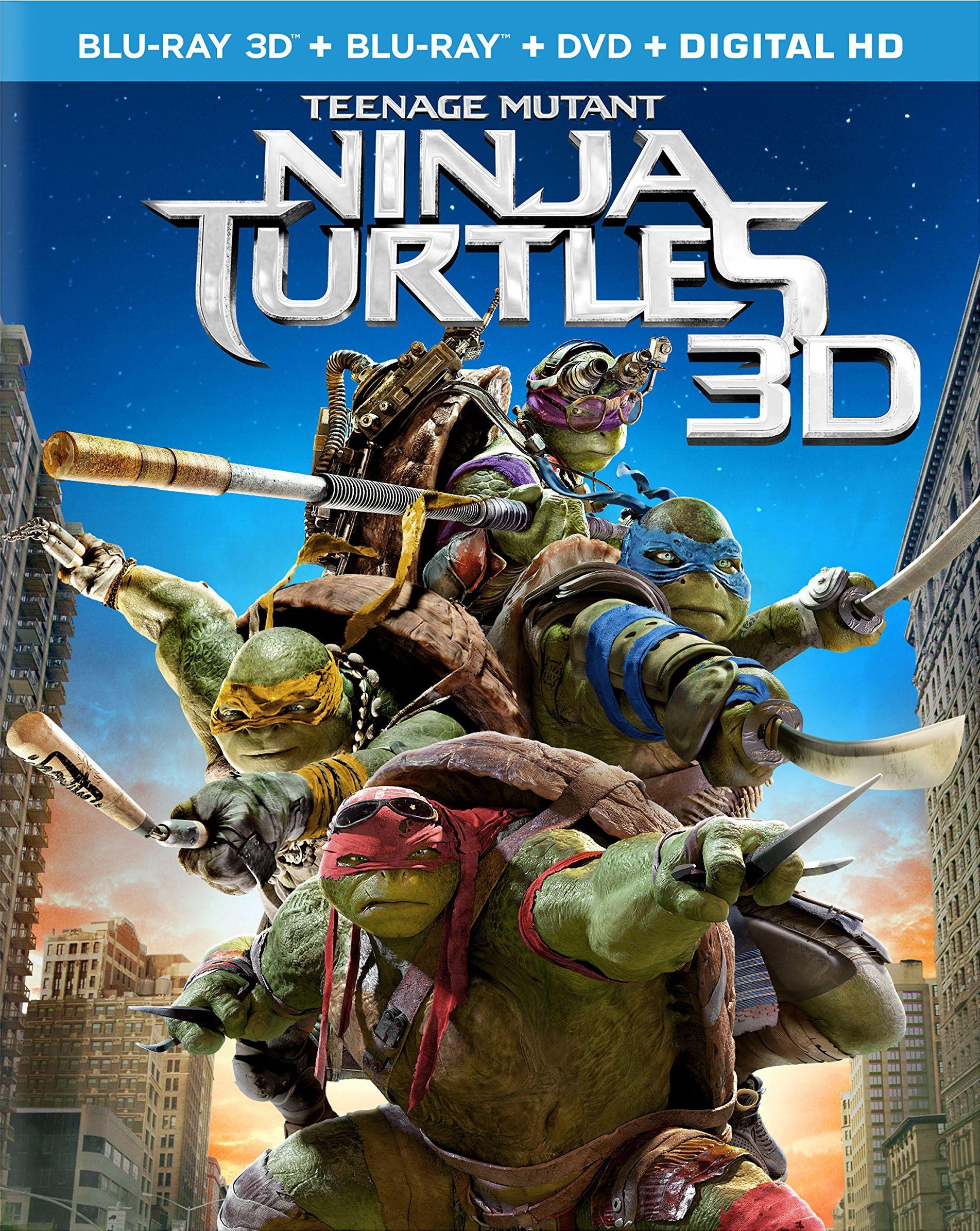 Teenage Mutant Ninja Turtles Dvd Release Date December 16 2014