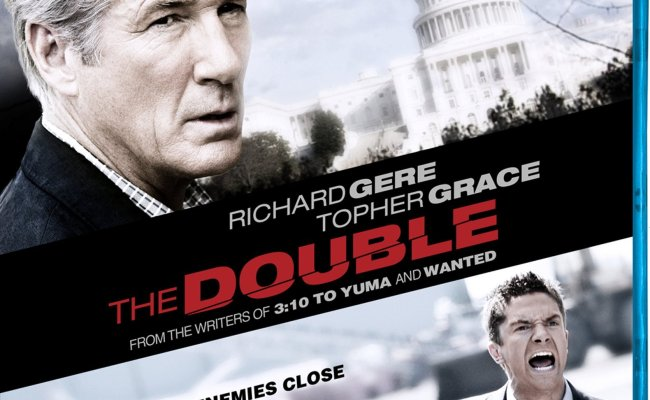 The Double Dvd Release Date January 31 2012