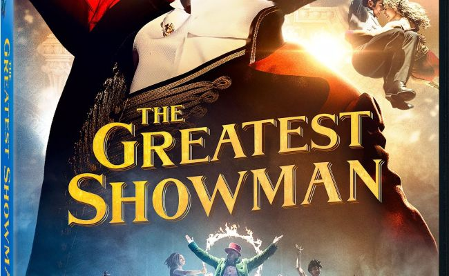 The Greatest Showman Dvd Release Date April 10 2018
