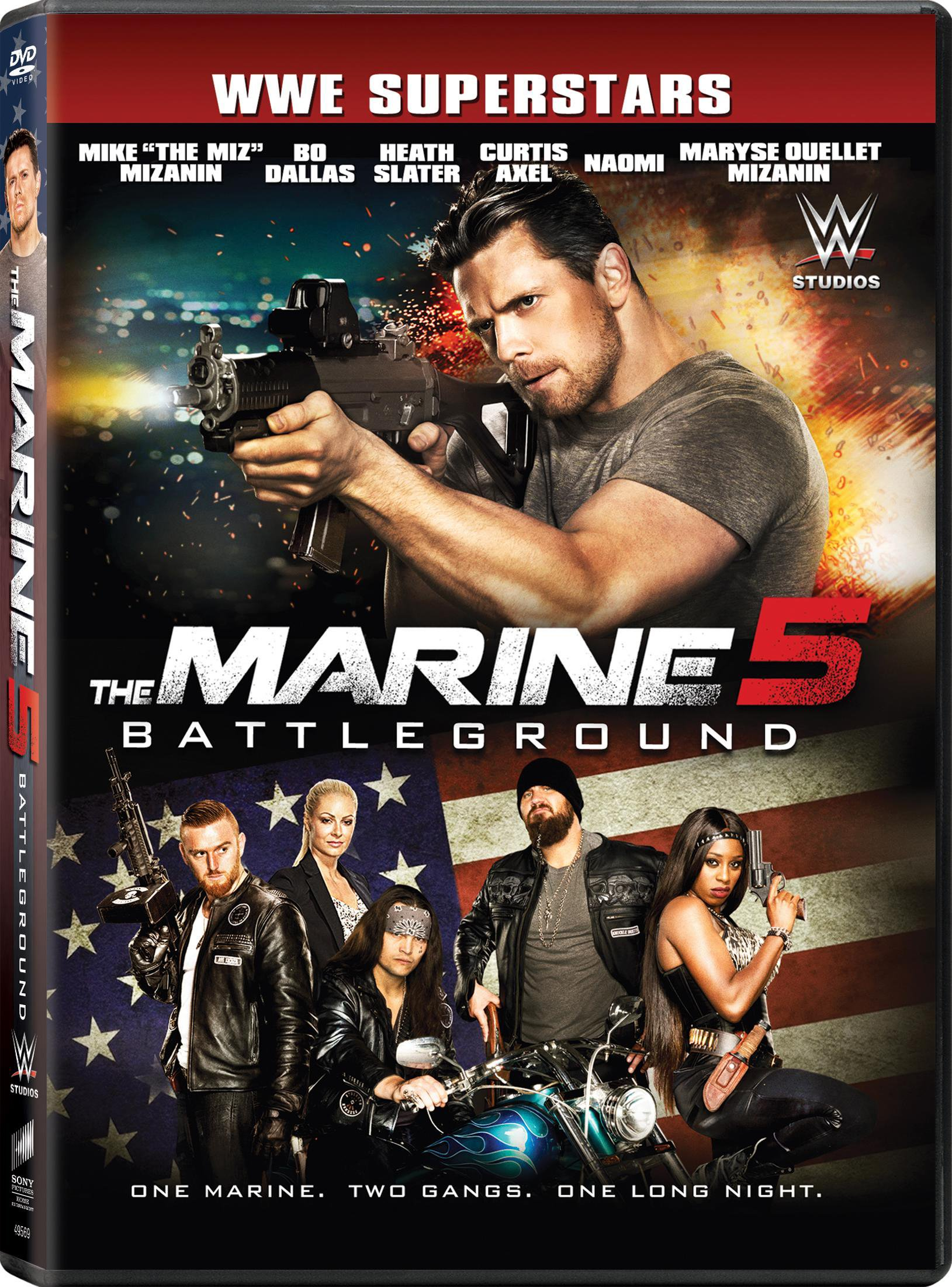 The Marine 5 Battleground DVD Release Date April 25 2017
