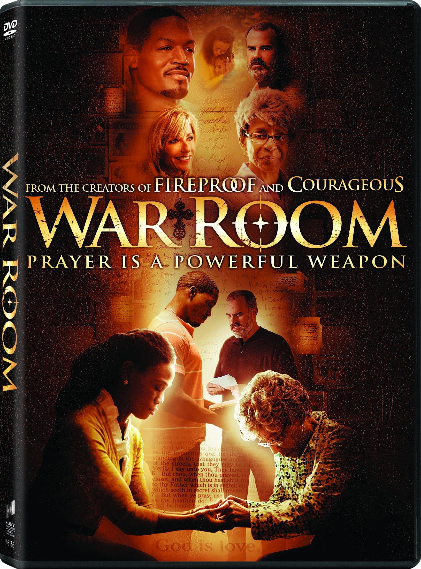 War Room DVD Release Date December 22 2015