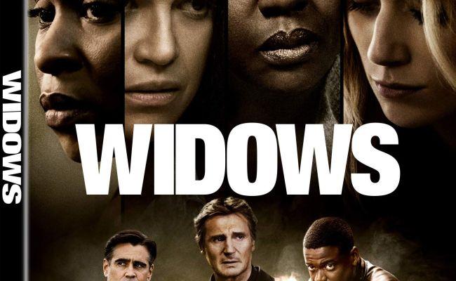 Widows Dvd Release Date February 5 2019