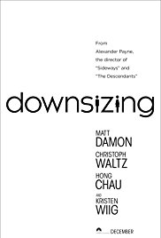Downsizing DVD Release Date