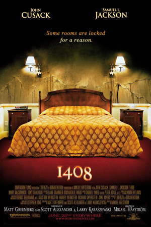 1408 DVD Release Date October 2 2007