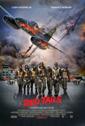 Image result for red tails dvd