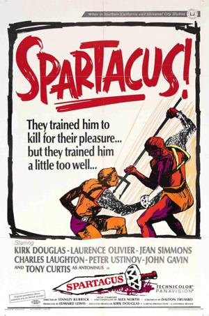 Spartacus DVD Release Date