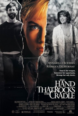 The Hand That Rocks the Cradle DVD Release Date
