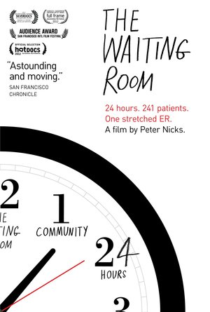 The Waiting Room DVD Release Date October 22, 2013