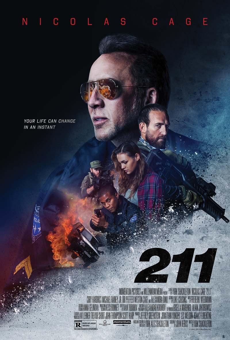 211 DVD Release Date July 10, 2018