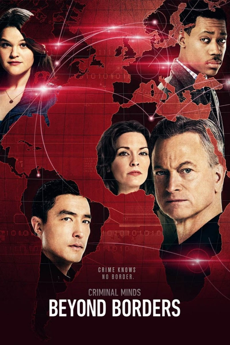Criminal Minds Beyond Borders DVD Release Date