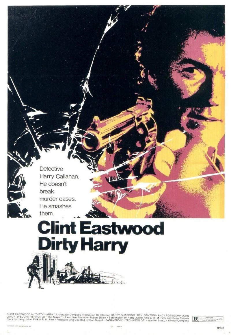 1971 Santoni Clint Dirty Harry Eastwood Reni