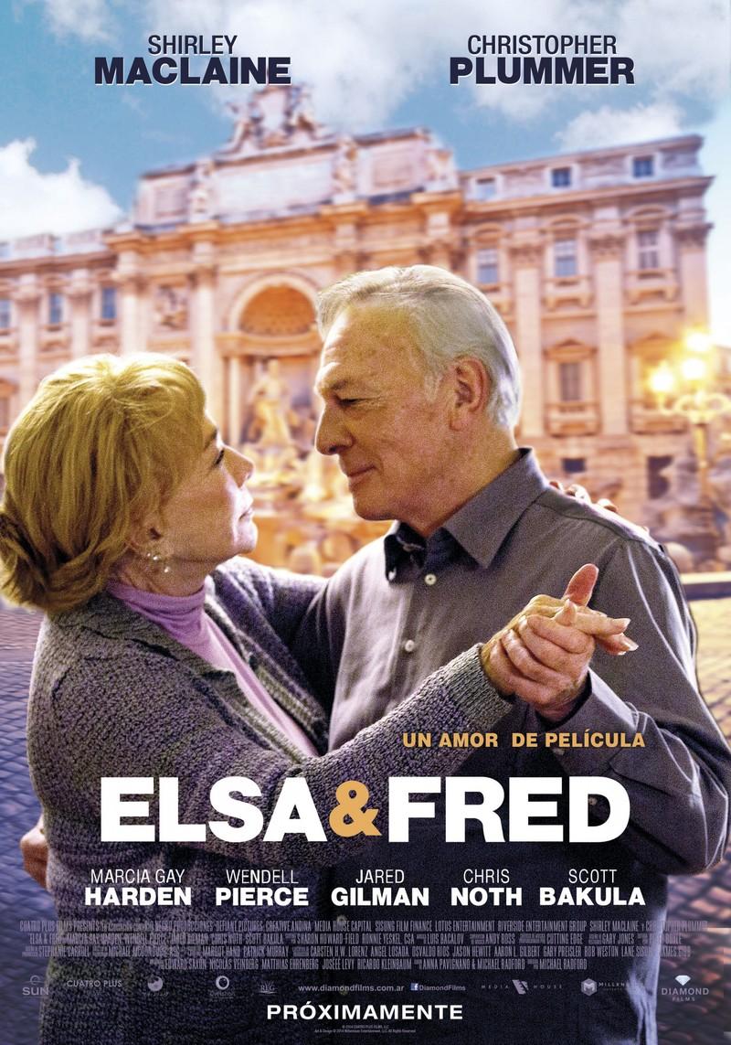 Elsa  Fred DVD Release Date December 30 2014