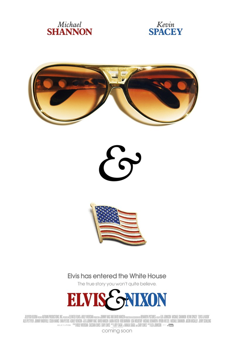 Image result for elvis and nixon movie poster