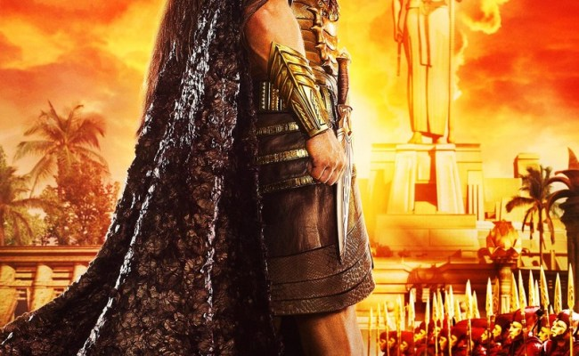 Gods Of Egypt Dvd Release Date May 31 2016