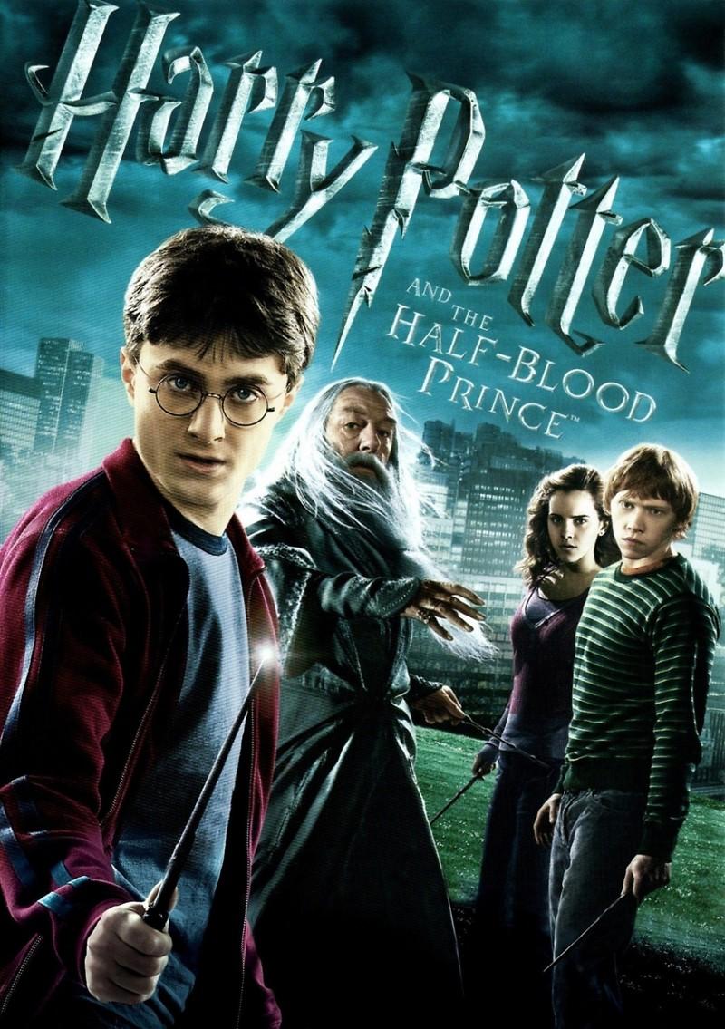 Affischen till Harry Potter och Halvblodsprinsen