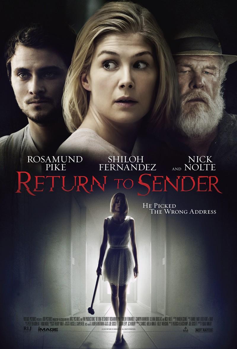 Return to Sender DVD Release Date September 29 2015