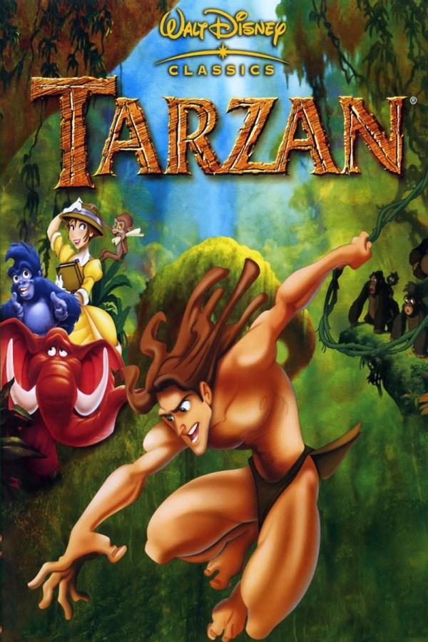 Tarzan DVD Release Date