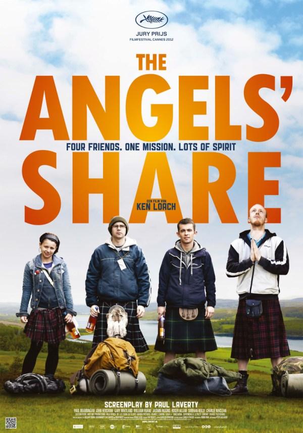 Angels' Share Dvd Release Date December 10 2013
