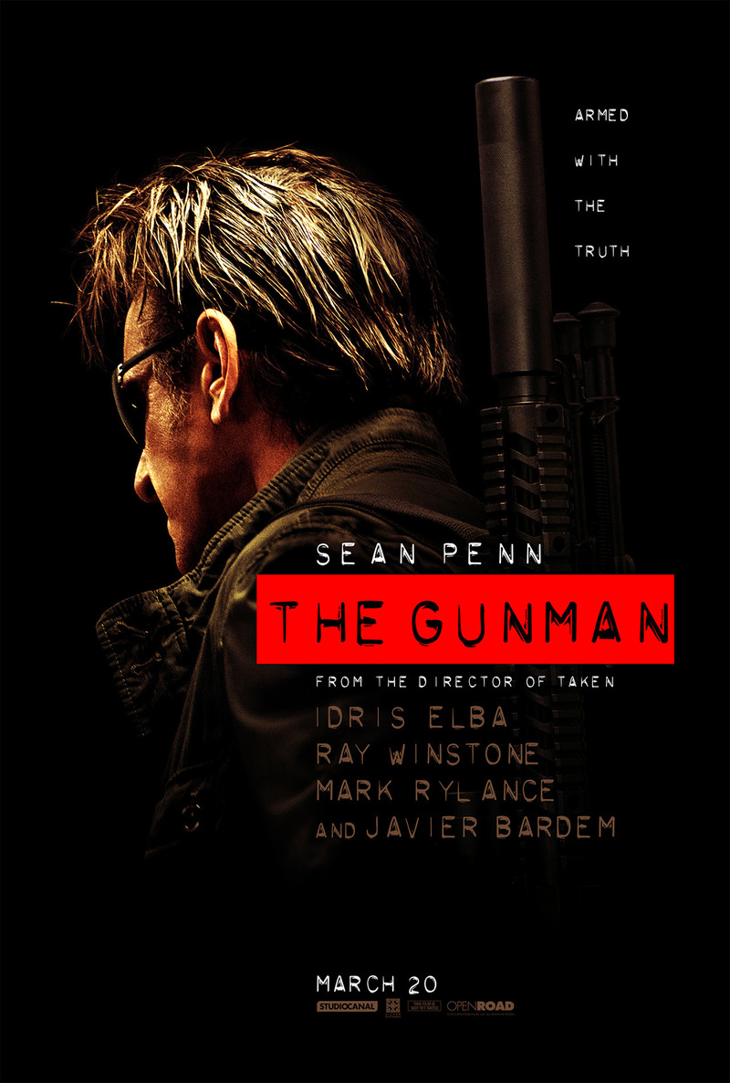 The Gunman DVD Release Date June 30 2015