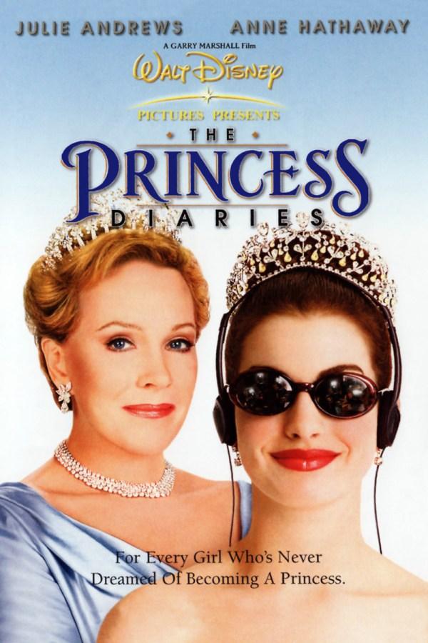 Princess Diaries Dvd Release Date