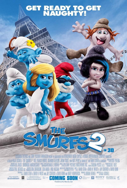 The Smurfs 2 DVD Release Date December 3 2013