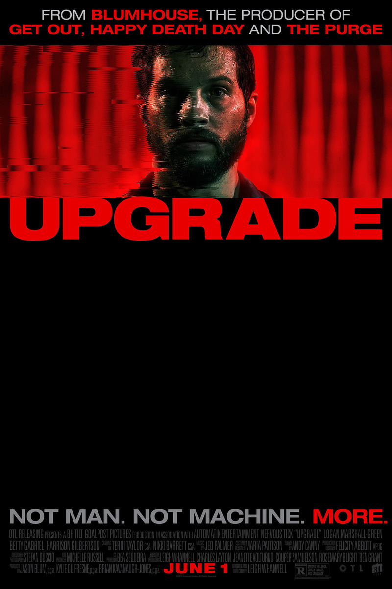 Upgrade DVD Release Date August 28 2018