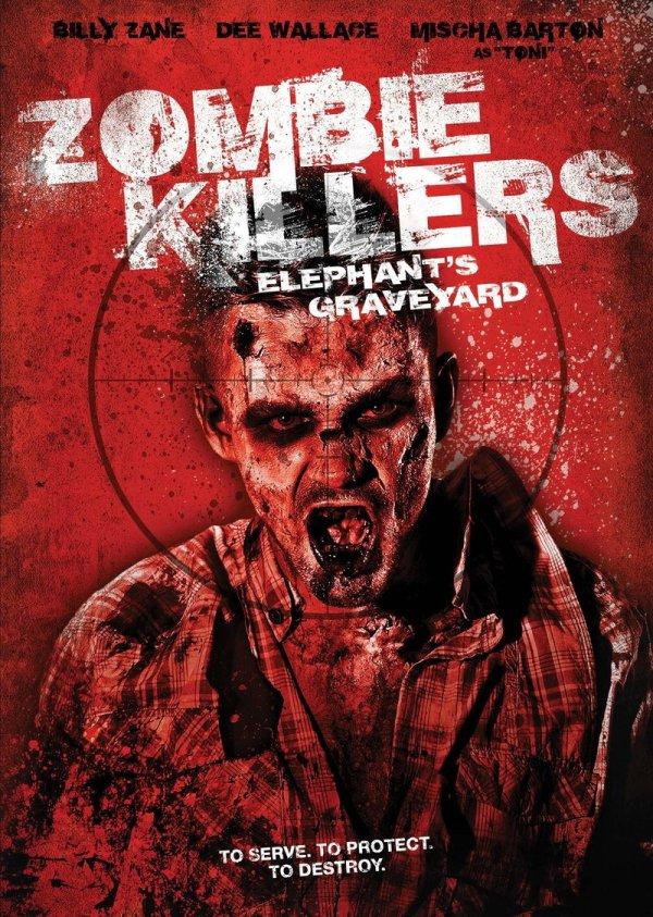 Zombie Killers Elephant39s Graveyard DVD Release Date