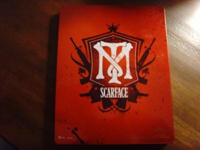 Scarface Limited Edition SteelBook Bluray  DVD Talk