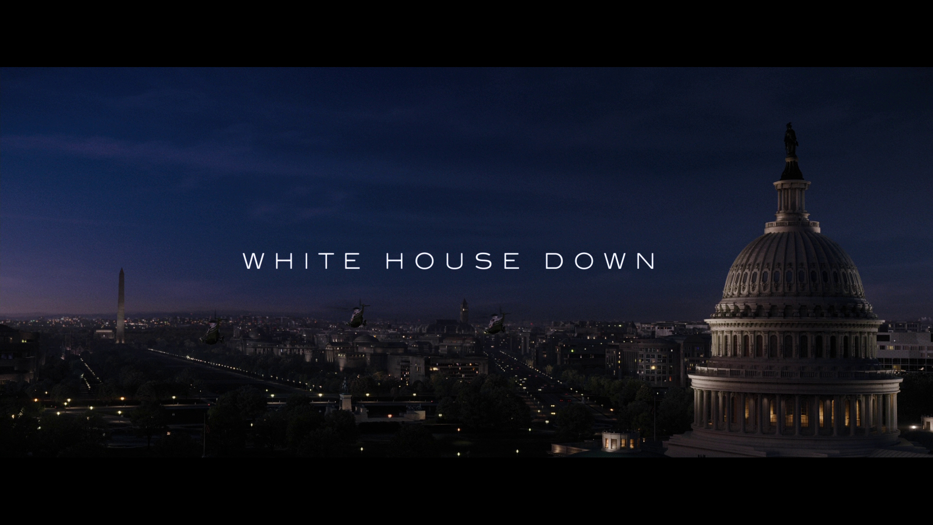 White House Down Bluray  DVD Talk Review of the Bluray