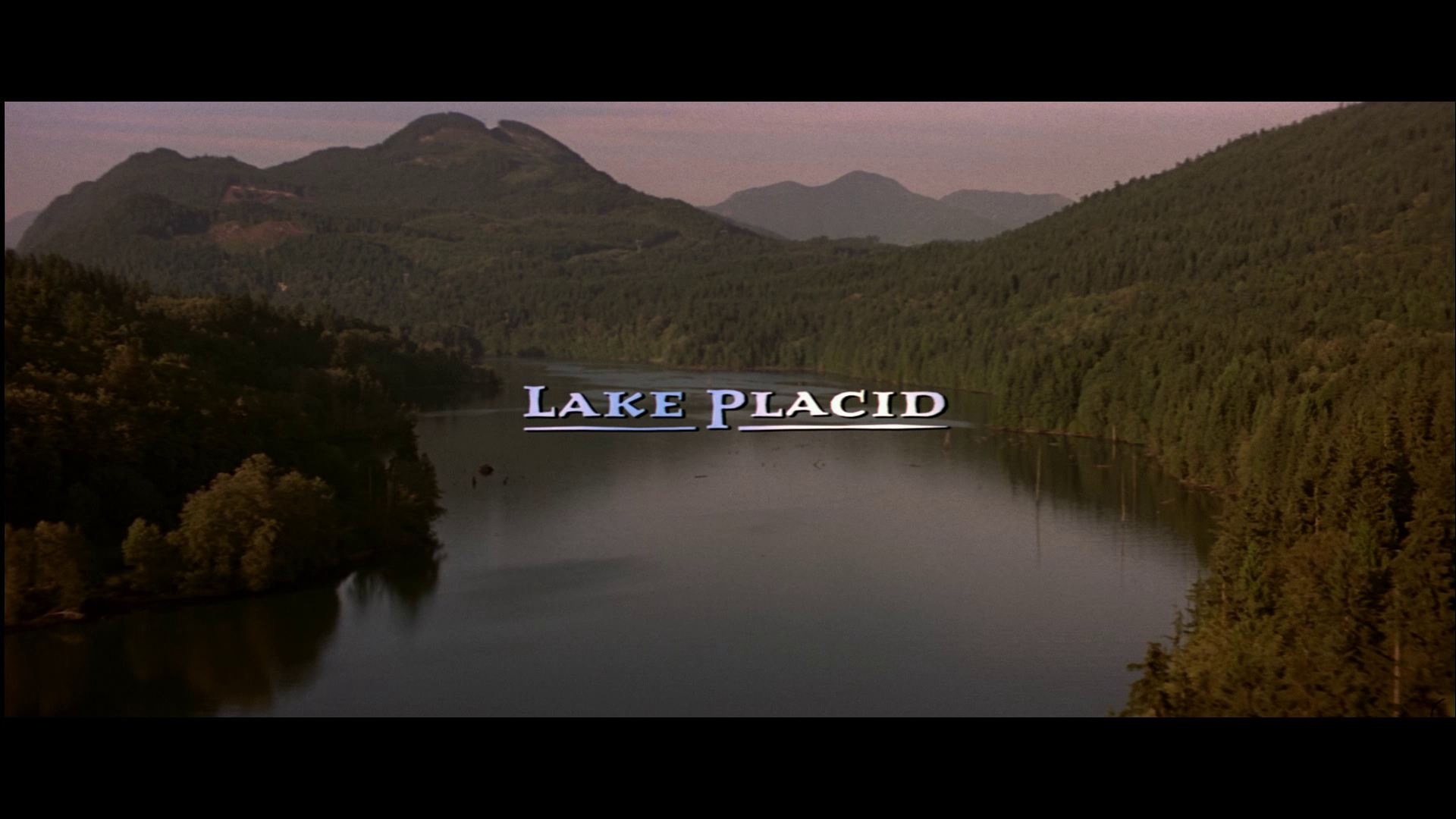 Lake Placid Blu Ray DVD Talk Review Of The Blu Ray