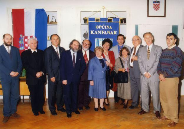Znanstveni skup - Kanfanar i Kanfanarština