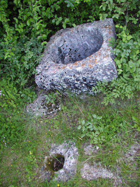 Nestala neprocjenjiva kamena kruna bunara