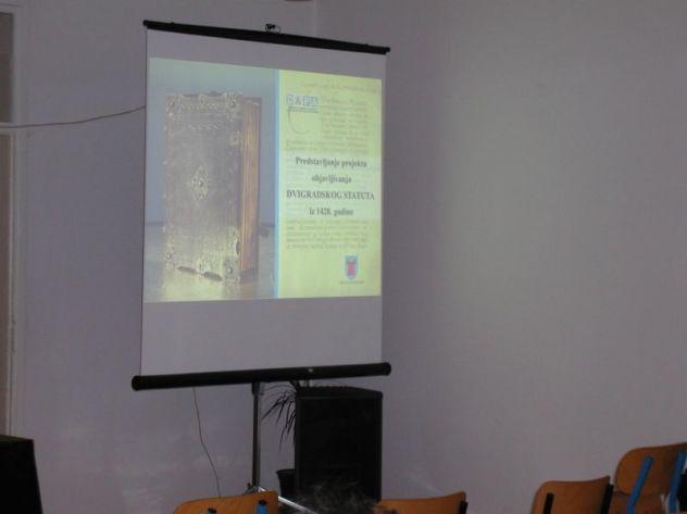 Dvigradski statut povijesno važan kao Eufrazijana