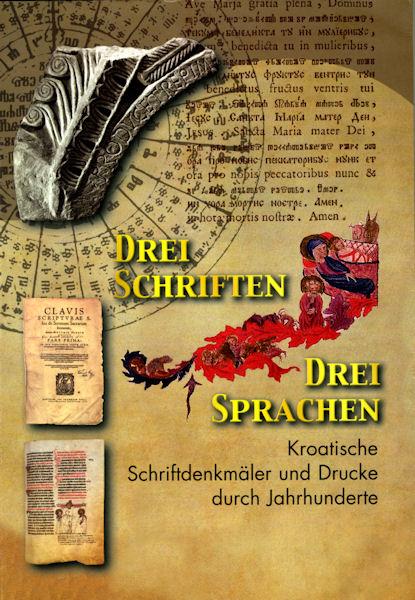 Drei Schriften Drei Sprachen